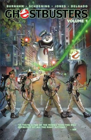 Ghostbusters comic vol. 1