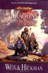 Dragons of Autumn Twilight by Tracey Hickman and Margaret Weis