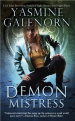 Book Review: Yasmine Galenorn's Demon Mistress