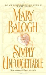 Book Review: Mary Balogh's Simply Unforgettable