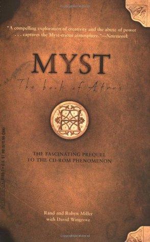 The Book of Atrus (Myst, #1)