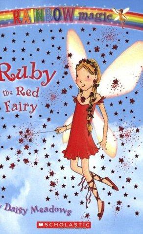 Ruby The Red Fairy Rainbow Magic 1 By Daisy Meadows