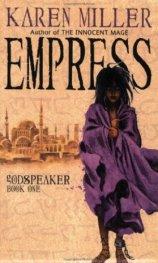 Empress (Godspeaker Trilogy #1)