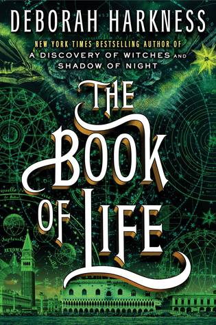 Book of Life by Deborah Harkness Cover Art