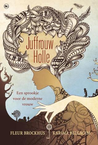 Juffrouw Holle Boek omslag