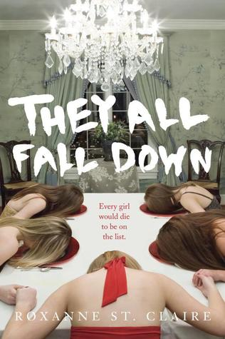 They All Fall Down by Roxanne St. Clair | Book Review + Giveaway