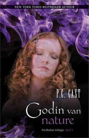 Godin van Nature (Partholon #3) – P.C. Cast