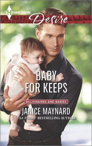 Baby for Keeps (Kavanaghs of Silver Glen #2)