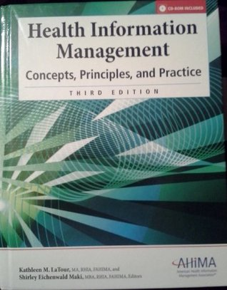Health Information Management: Concepts, Principles, and ...