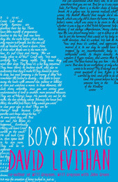 Book Review: Two Boys Kissing