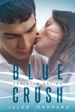 {Review+Giveaway} Blue Crush by Jules Barnard