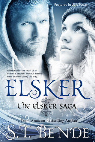 {Review+Giveaway} Elsker by S.T. Bende
