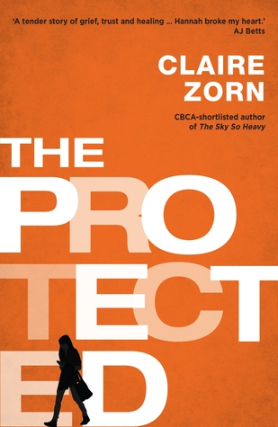 Contemporary YA Reviews #3 : The Protected by Claire Zorn & Apple and Rain by Sarah Crossnan