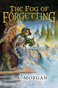 The Fog of Forgetting by G. A. Morgan