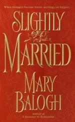 Book Review: Mary Balogh's Slightly Married