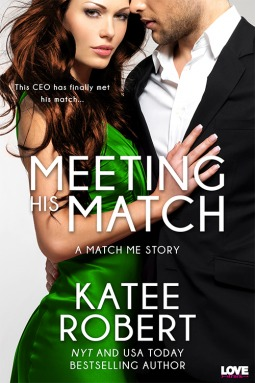 {ARC Review} Meeting His Match by Katee Robert @katee_robert @entangledpub