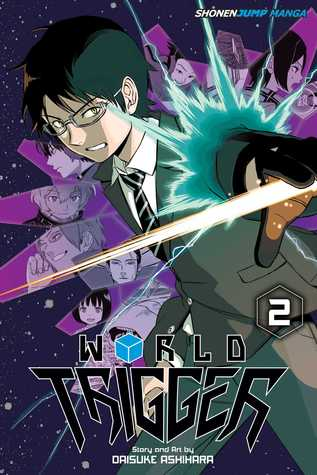 Manga Review: World Trigger (2/5)