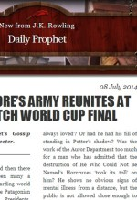 Dumbledore's Army Reunites at Quidditch World Cup