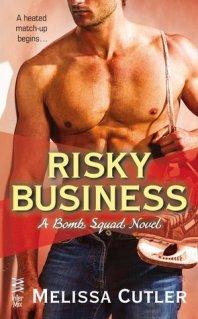 Risky Business (Bomb Squad #1)