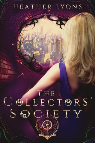Blog Tour: The Collectors' Society