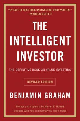 Book cover - The Intelligent Investor