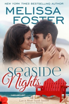 Seaside Nights Book Cover