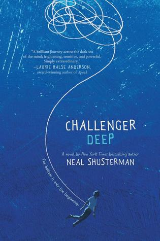 Release Day Review: CHALLENGER DEEP by Neal Shusterman