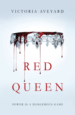 Red Queen by Victoria Aveyard Review: Bland Mash-up of Books