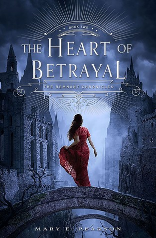 The Heart Of Betrayal by Mary E. Pearson | Book Review