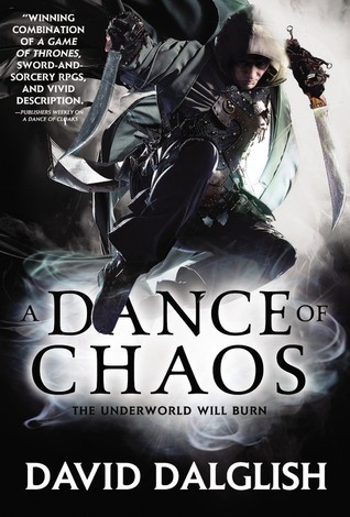 A Dance of Chaos (Shadowdance, #6)
