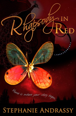 Review:  Rhapsody in Red by Stephanie Andrassy
