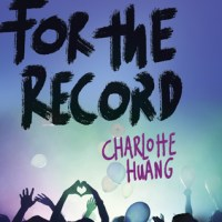 November SST: For the Record by Charlotte Huang Interview + GIVEAWAY!!!