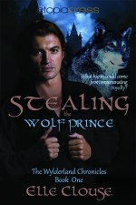 Review:  Stealing the Wolf Prince – Elle Clouse