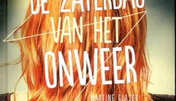 De zaterdag van het onweer – Martine Glaser