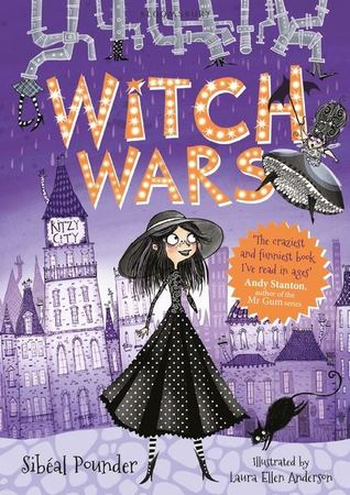 Blog Tour: Interview with Sibeal Pounder (author of Witch Wars)