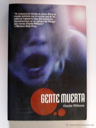 Gente muerta Book Cover