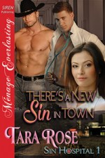 Review:  There's a New Sin in Town – Tara Rose