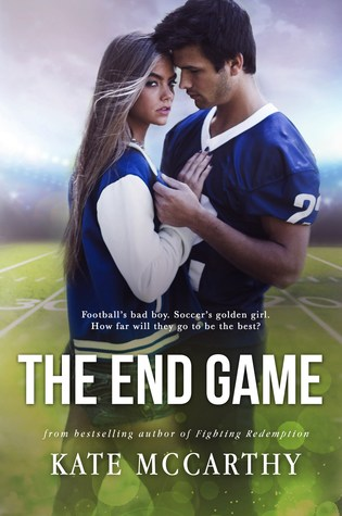 RELEASE EVENT:  The End Game by Kate McCarthy