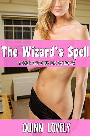 gender swap spell comic