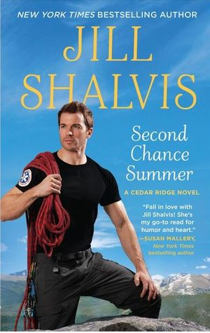 NEW RELEASE:  Second Chance Summer by Jill Shalvis