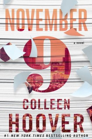 REVIEW & GIVEAWAY:  November 9 by Colleen Hoover