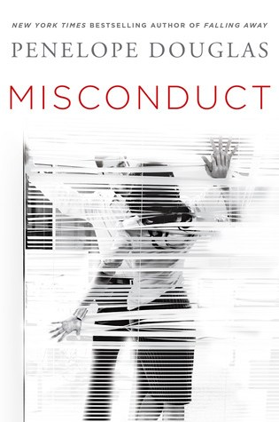 BLOG TOUR REVIEW & GIVEAWAY:  Misconduct by Penelope Douglas