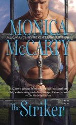 Review:  The Striker by Monica McCarty