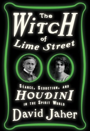 #Printcess review of The Witch of Lime Street by David Jaher