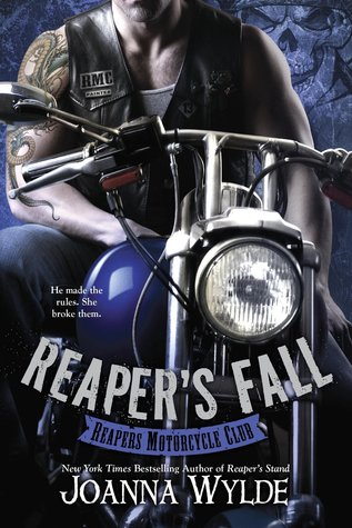 Reaper's Fall by Joanna Wylde
