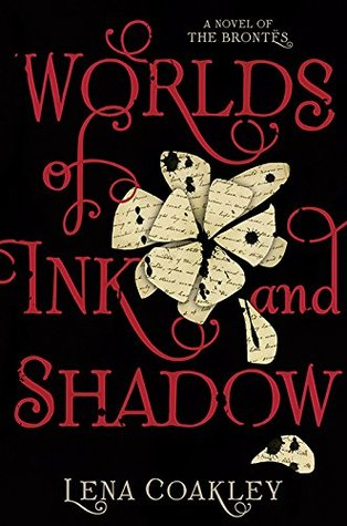 World of Ink and Shadow by Lena Coakley Blog Tour