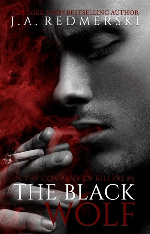 NEW RELEASE:  The Black Wolf by J.A. Redmerski