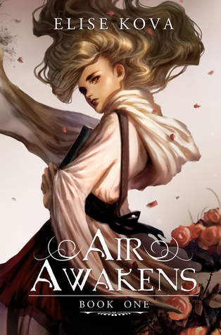 Air Awakens cover from Goodreads
