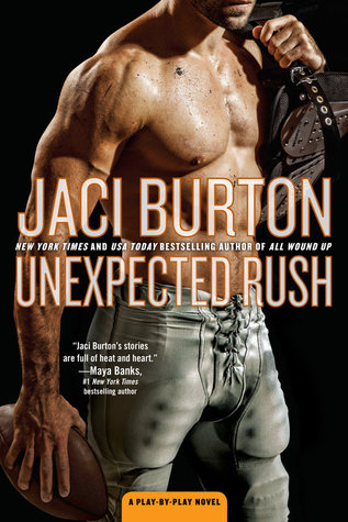 Unexpected Rush by Jaci Burton #BookReview