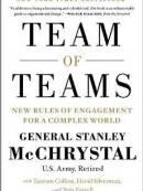 Team of Teams, by Stanley McChrystal